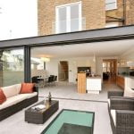 single storey extensions