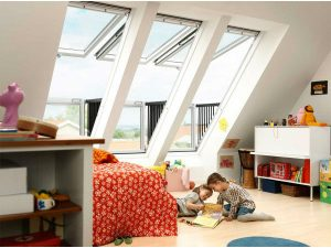 Loft Conversions Buck's, Hert's. How much does it cost? - Velux balconywindows