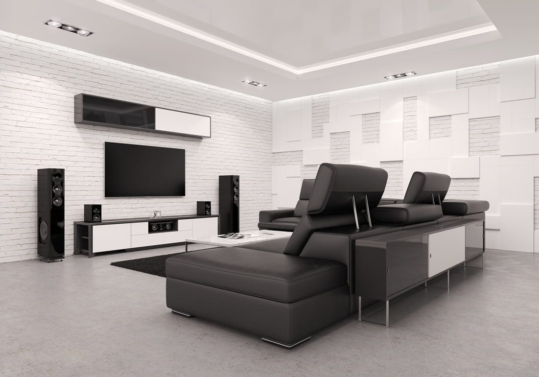 Cinema Room - Property Space Solutions